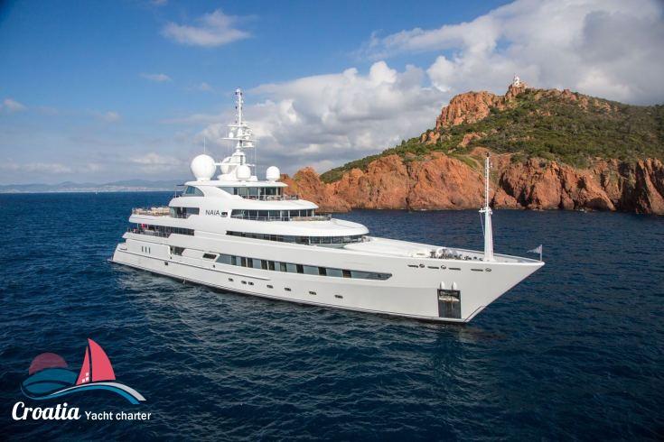 Croatia yacht Freire Yacht 73M