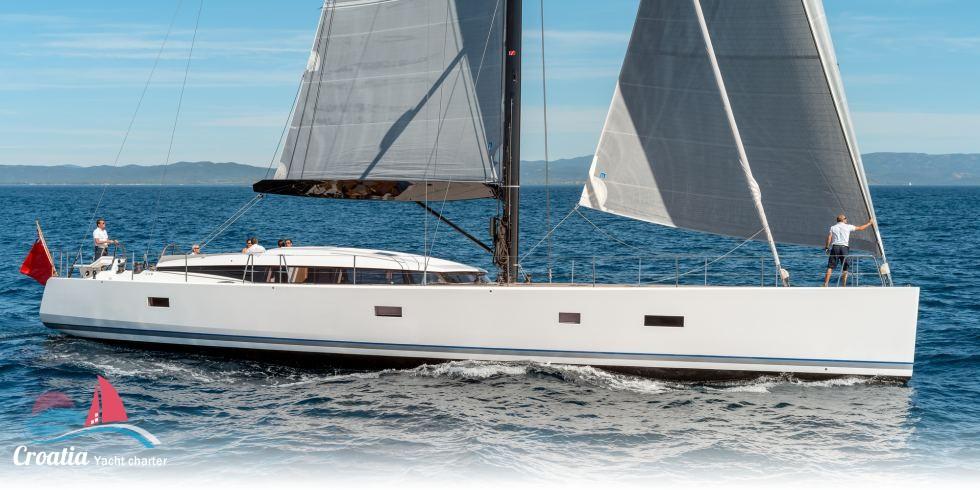 Croatia yacht CNB Sloop 76'