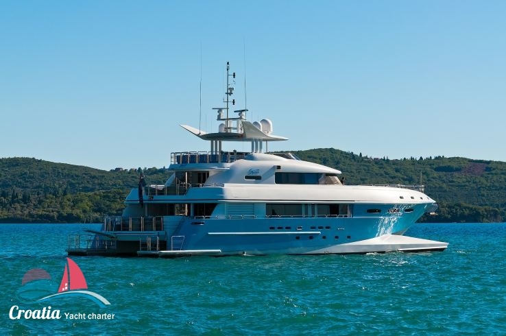 Croatia yacht New Zealand Yachts Spirit 35