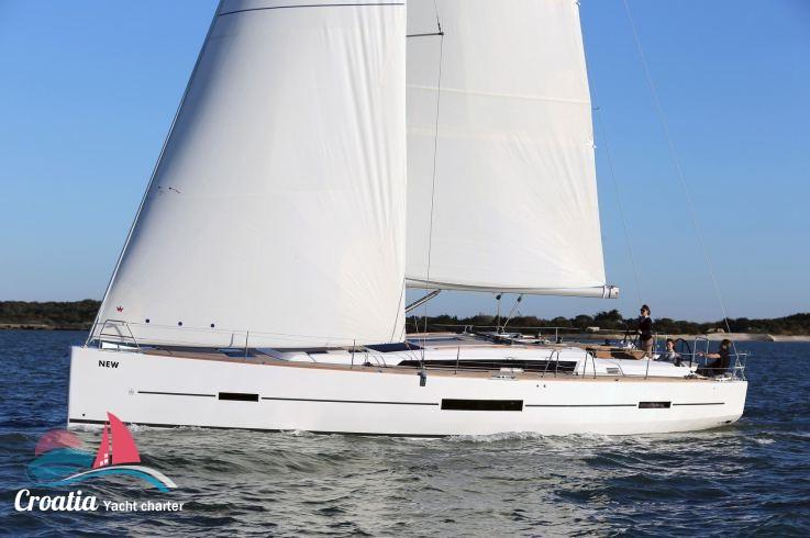 Croatia yacht Dufour Yachts Dufour 560