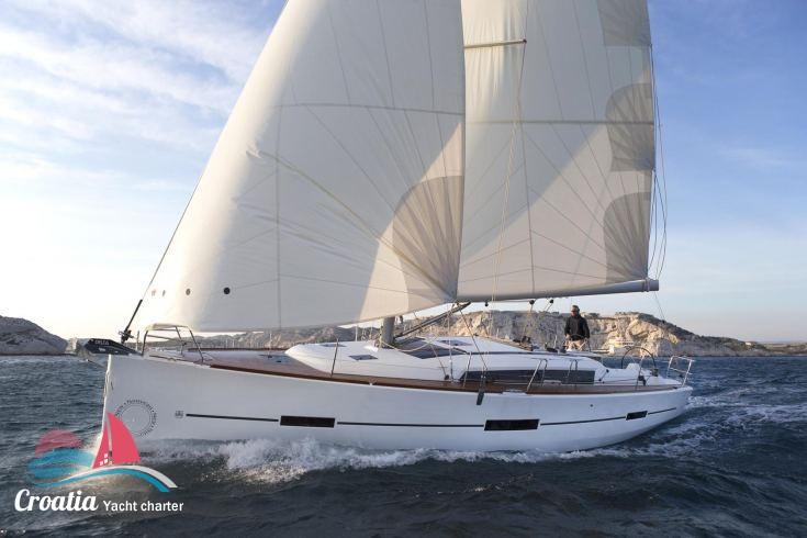 Croatia yacht Dufour Yachts Dufour 382