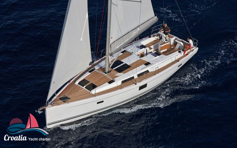 Croatia yacht Hanse Yachts Hanse 455