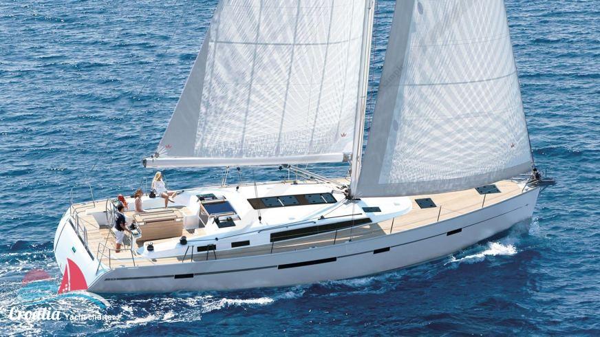 Croatia yacht Bavaria Yachts Bavaria 56 Cruiser