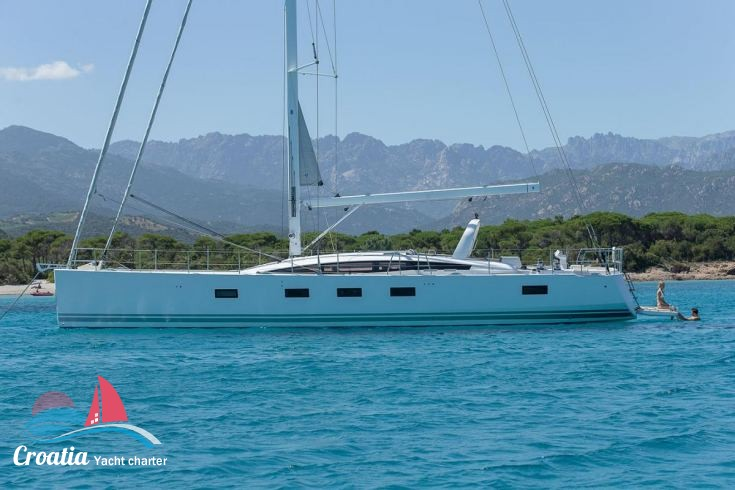 Croatia yacht Jeanneau Jeanneau 64