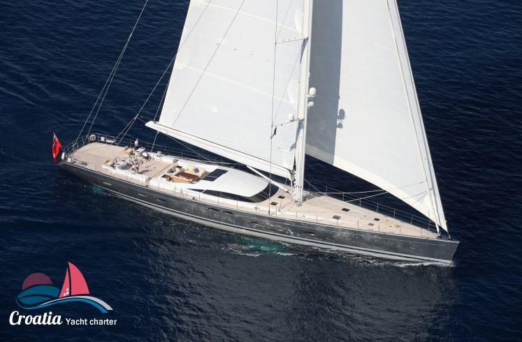 Croatia yacht Holland Jachtbouw Sloop 45M