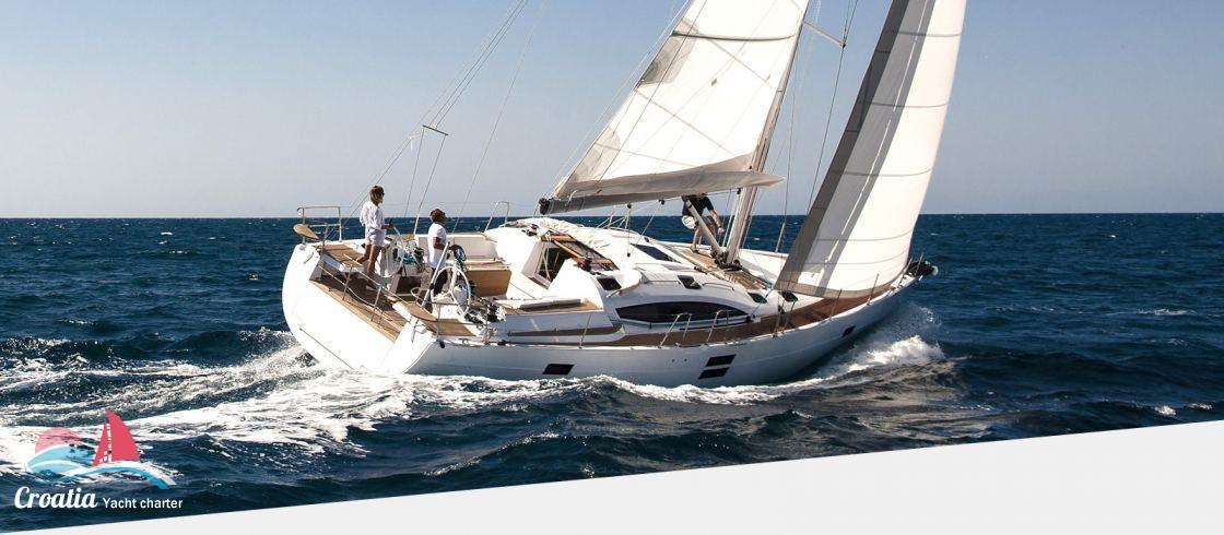 Croatia yacht Elan Yachts Elan 50 Impression