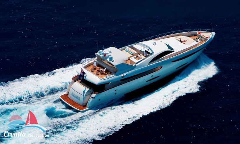 Croatia yacht Nedship Yacht 33M