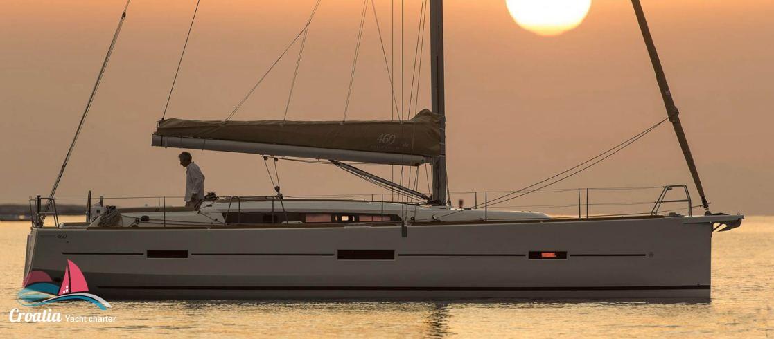 Croatia yacht Dufour Yachts Dufour 460