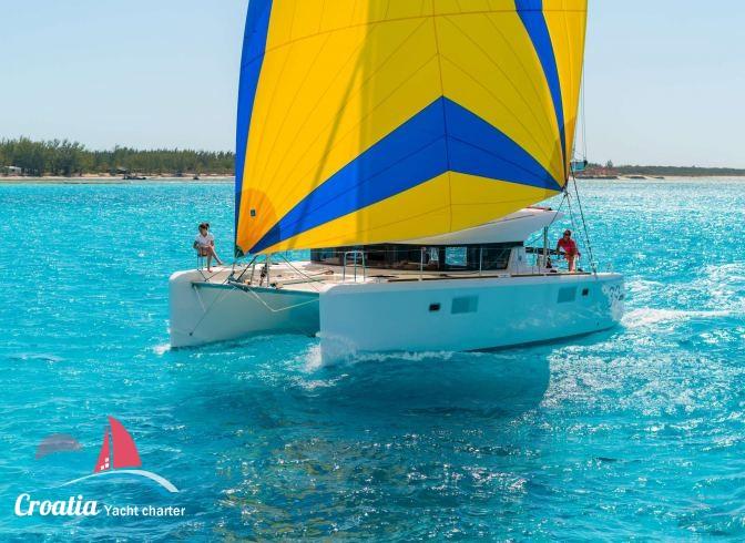 Croatia yacht Lagoon Catamaran Lagoon 39