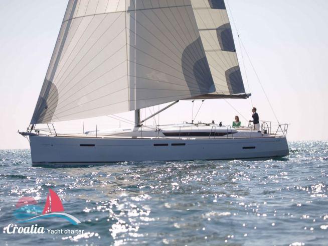 Croatia yacht Jeanneau Sun Odyssey 449