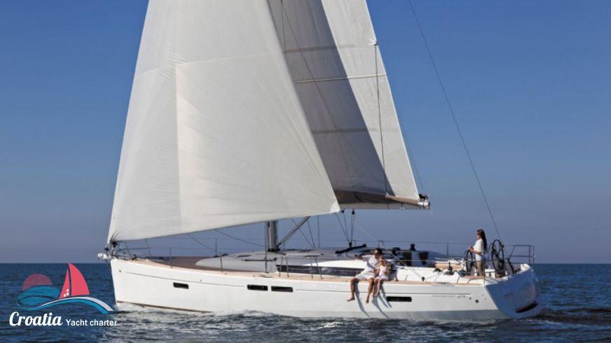 Croatia yacht Jeanneau Sun Odyssey 479