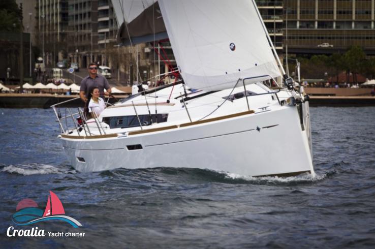 Croatia yacht Jeanneau Sun Odyssey 389