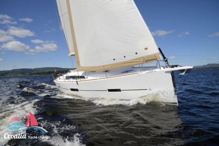 Croatia yacht Dufour Yachts Dufour 412