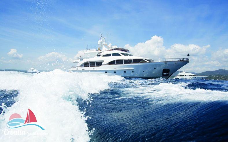 Croatia yacht Benetti Benetti 32M