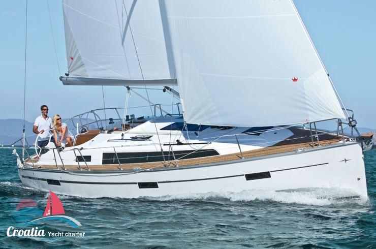 Croatia yacht Bavaria Yachts Bavaria 37
