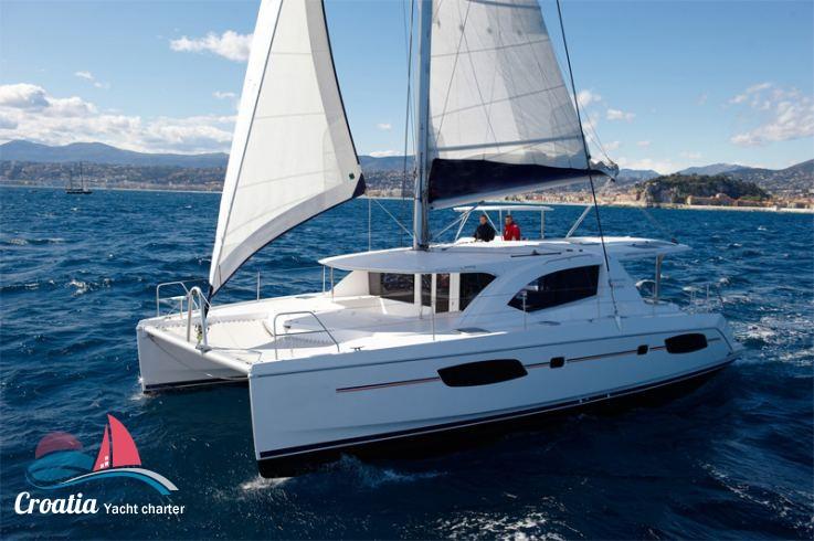 Croatia yacht Robertson & Caines Leopard  4400