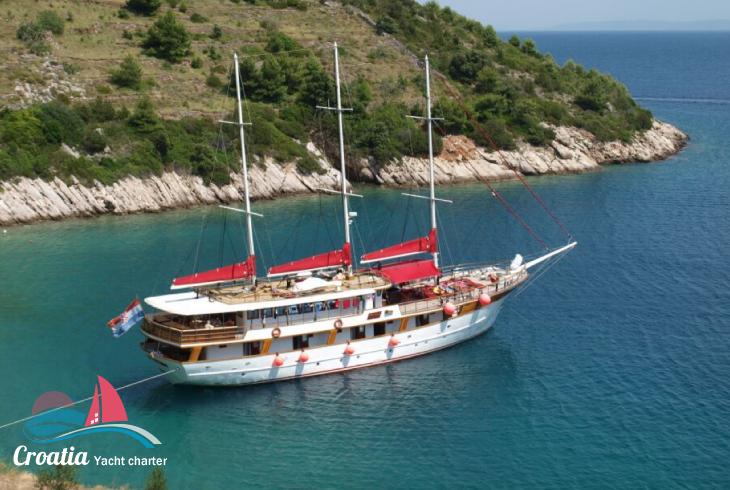 Croatia yacht Custom Motorsailer 41m