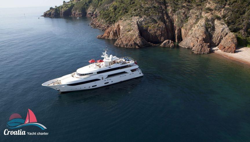 Croatia yacht CRN Yacht 43M