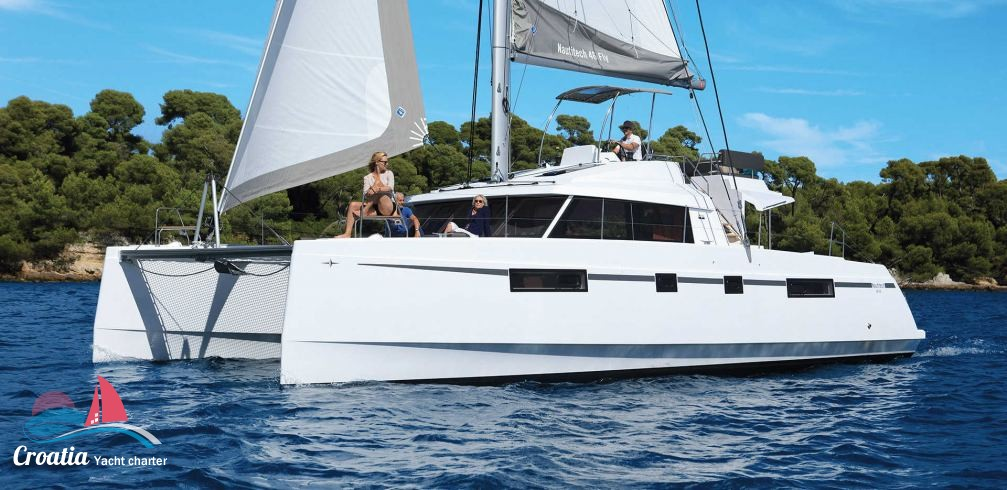 Croatia yacht Nautitech Catamaran Nautitech 46 Fly