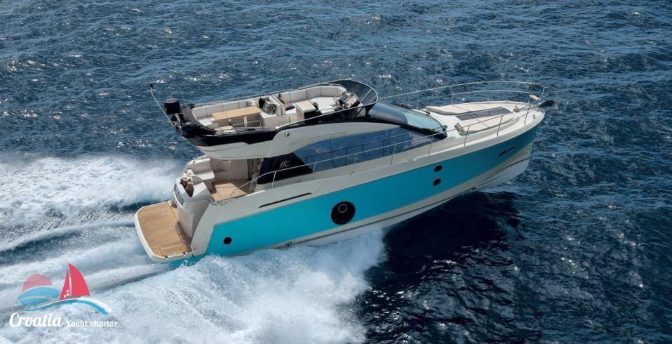 Croatia yacht Beneteau Monte Carlo 5