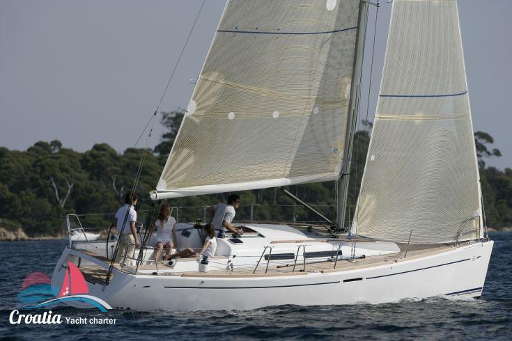Croatia yacht Dufour Yachts Dufour 34