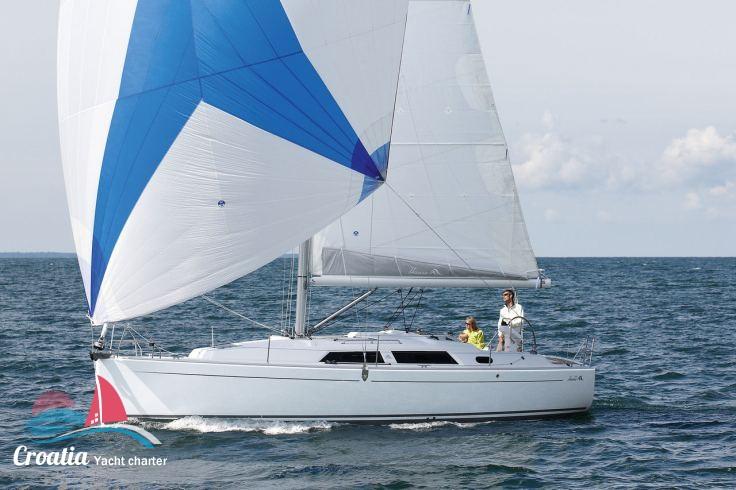 Croatia yacht Hanse Yachts Hanse 355