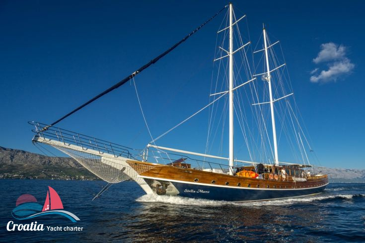 Croatia yacht Turkish Gulet - SMC 38M
