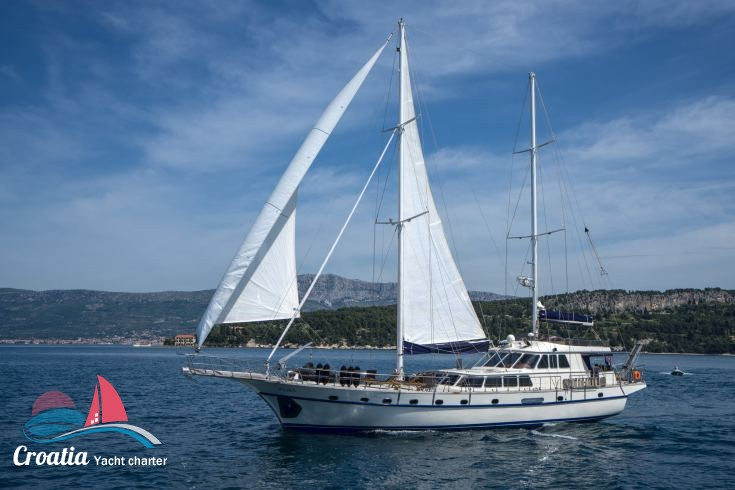Croatia yacht Turkish Gulet - ABC 30M