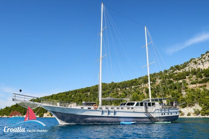 Croatia yacht Turkish Gulet - NAC 31M