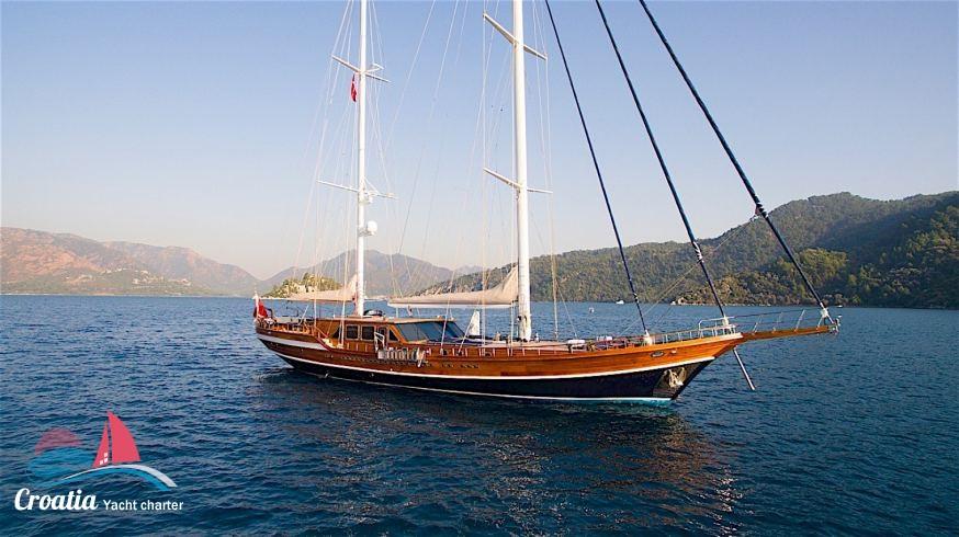 Croatia yacht Custom Gulet 36M