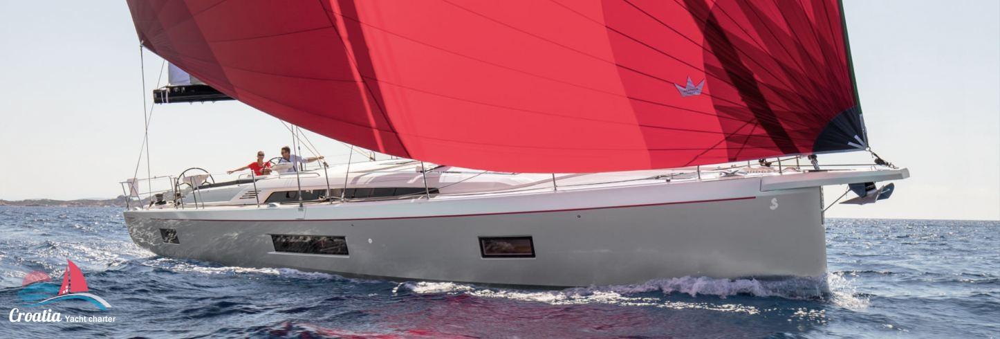Croatia yacht Beneteau Oceanis  51.1