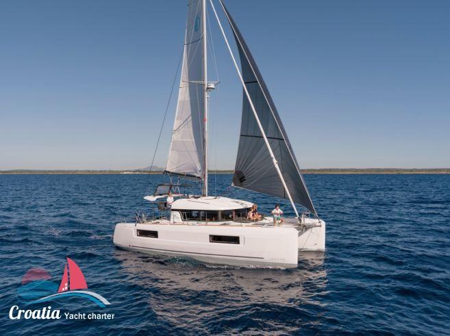 Croatia yacht Lagoon Catamaran Lagoon 40