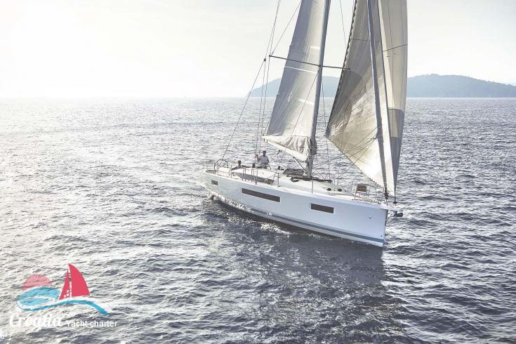 Croatia yacht Jeanneau Sun Odyssey 440