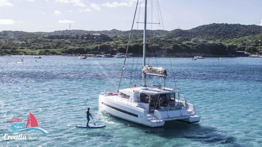 Croatia yacht Catana Catamaran Bali 4.1