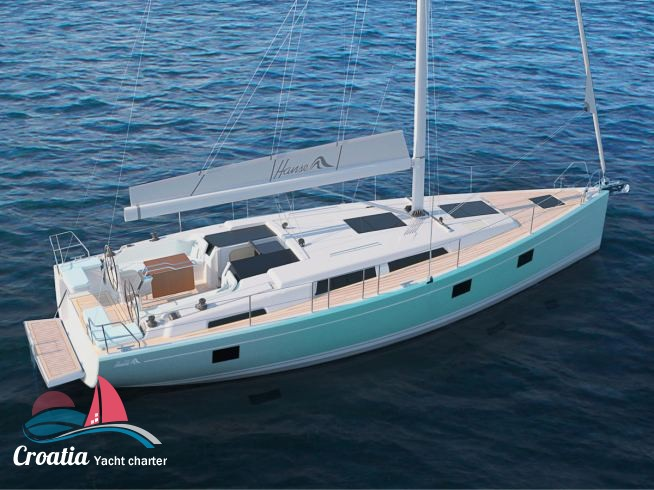 Croatia yacht Hanse Yachts Hanse 418