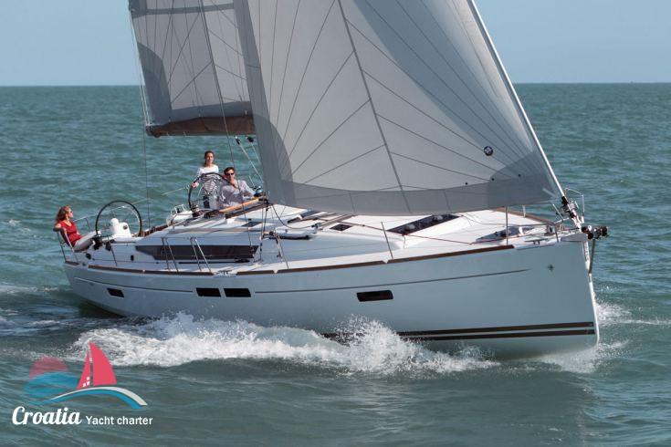 Croatia yacht Jeanneau Sun Odyssey 469