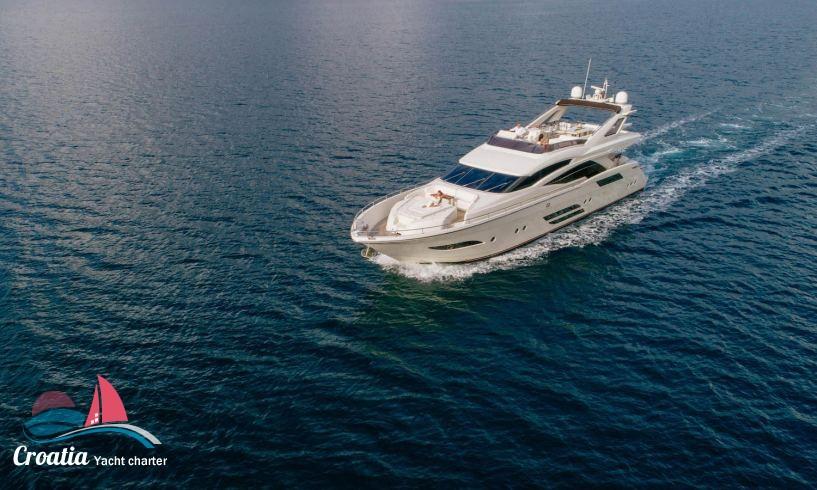 Croatia yacht Dominator Dominator 77