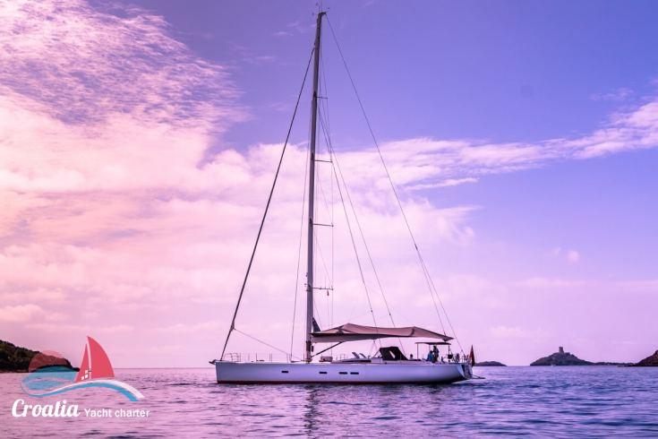 Croatia yacht JFA Sloop 82