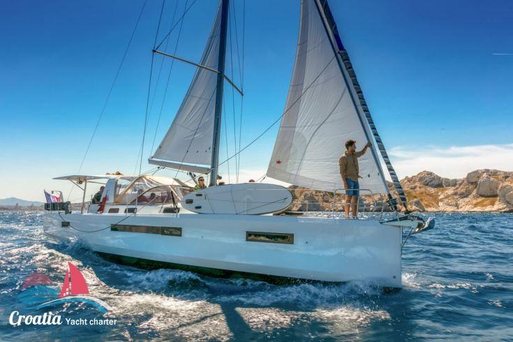 Croatia yacht Jeanneau Jeanneau Sun Loft 47