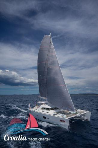 Croatia yacht Lagoon Catamaran Lagoon 570