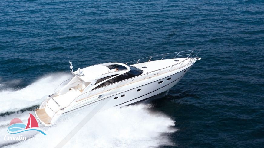 Croatia yacht Princess Yachts Princess V 58