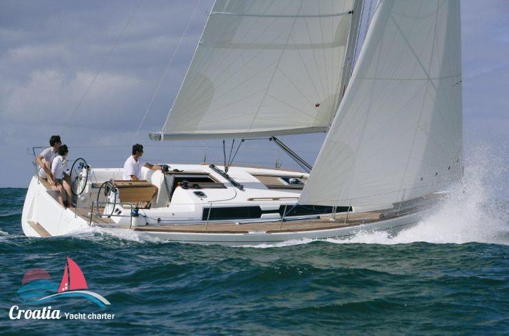 Croatia yacht Dufour Yachts Dufour 375