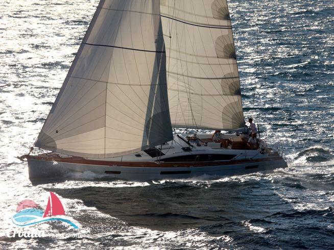 Croatia yacht Jeanneau Jeanneau 53