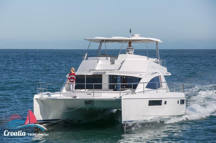 Croatia yacht Robertson & Caines Leopard  Power 514
