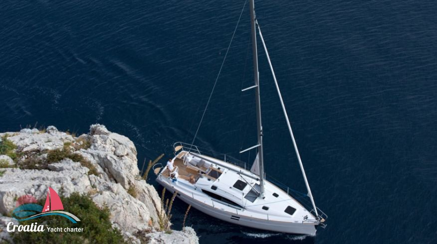 Croatia yacht Elan Yachts Elan 40