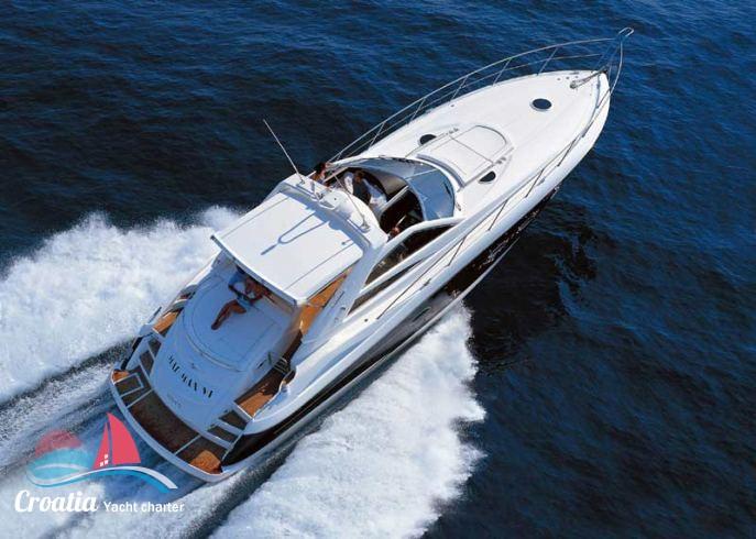 Croatia yacht Sunseeker Portofino 53'
