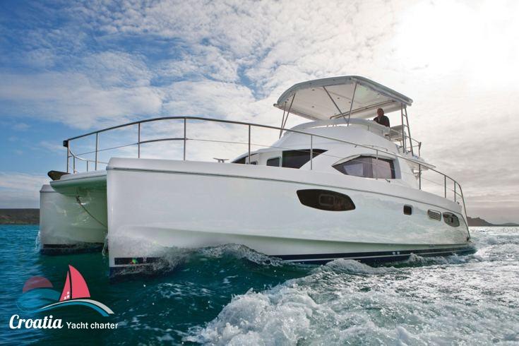 Croatia yacht Robertson & Caines Leopard  Power 39