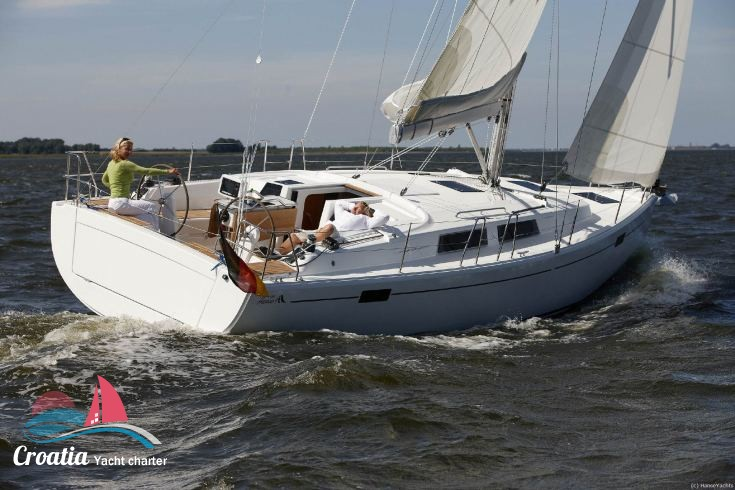 Croatia yacht Hanse Yachts Hanse 385