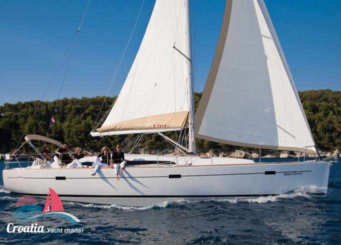 Croatia yacht Salona Yachts Salona 44