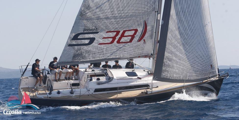 Croatia yacht Salona Yachts Salona 38